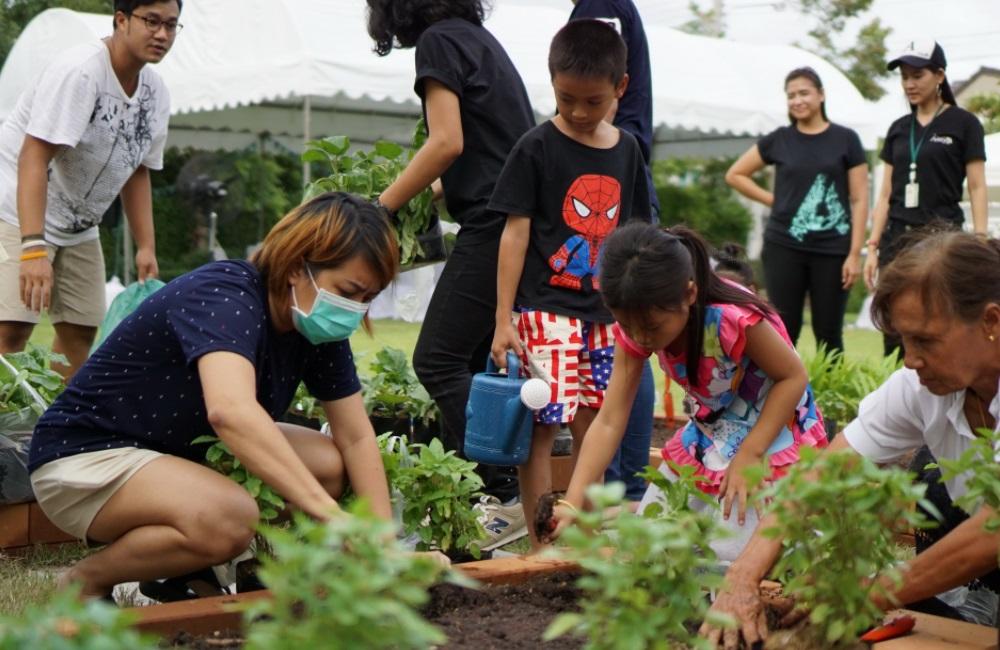 บ้านอารียาฯ ชู 4 นวัตกรรมรักษ์โลกเพื่อลูกบ้าน