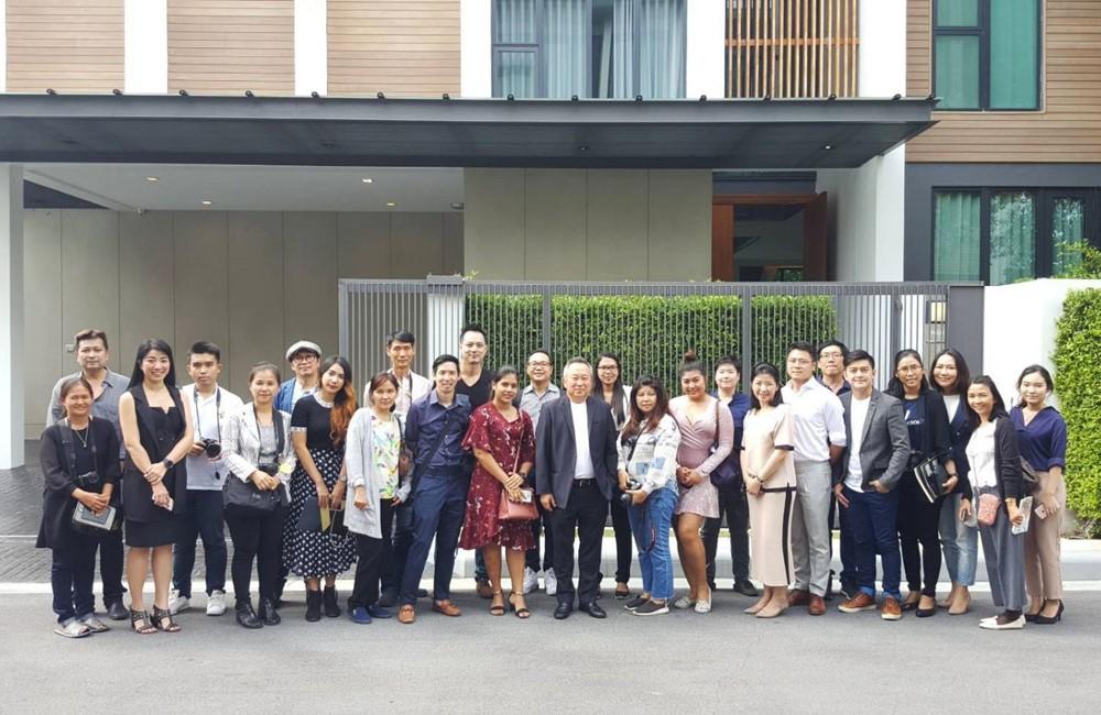 อารียา พรอพเพอรตี้ เปิดบ้าน The AVA Residence ต้อนรับสื่อ Blogger online เผยแนวคิดการพัฒนาบ้าน Luxury